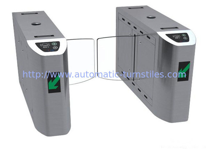 Automatic Card Reader ~ Card reader safety security turnstile gate stainless