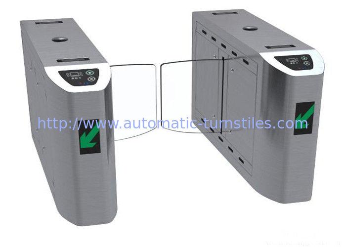 Fingerprint ss access control turnstiles mechanical anti