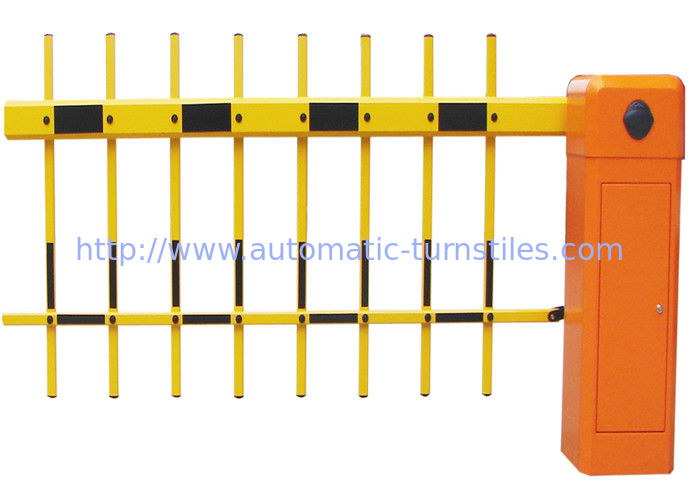 Intelligent Fence Traffic Barrier Gate With 180 Degree
